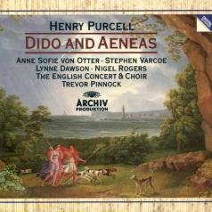 Trevor Pinnock (Тревор Пиннок): Purcell: Dido & Aeneas