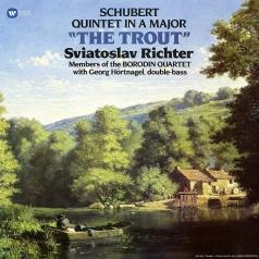 Sviatoslav Richter: Schubert: Piano Quintet The Trout