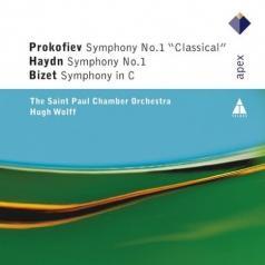 Hugh Wolff (Хугх Волфф): Prokofiev/Haydn/Bizet : Symphonies
