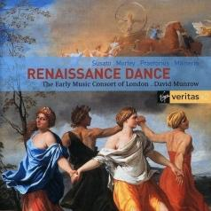 David Munrow (Дэвид Манроу): Renaissance Dances