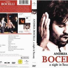 Andrea Bocelli (Андреа Бочелли): A Night In Tuscany