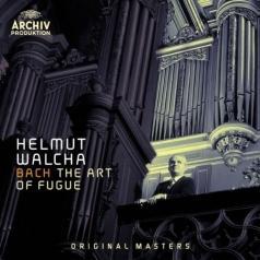 Helmut Walcha (Хельмут Вальха): Bach: The Art Of Fugue