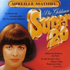 Mireille Mathieu (Мирей Матье): Goldene Super 20