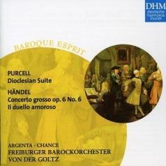 Freiburger Barockorchester (Фрайбургский барочный оркестр): Suite/Concertos