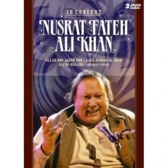 Nusrat Fateh Ali Khan (Нусрат Фатех Али Хан): In Concert