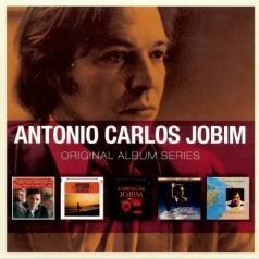 Antonio Carlos Jobim (Антонио Карлос Жобим): Original Album Series