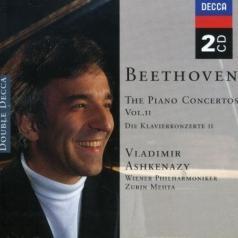 Владимир Ашкенази: Beethoven: The Piano Concertos Vol.2