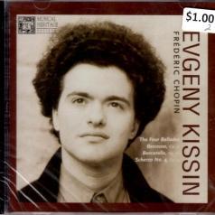 Evgeny Kissin (Евгений Игоревич Кисин): Ballades, Berceuse, Barcarolle, Scherzo No.4
