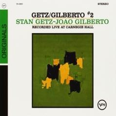 Stan Getz (Стэн Гетц): Live At Carnegie Hall 2