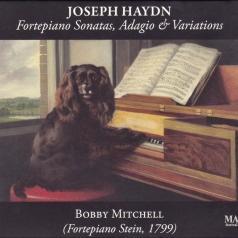 Bobby Mitchell (Бобби Митчелл): Fortepiano Sonatas, Adagio & Variations