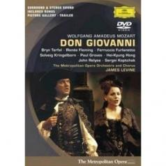 James Levine (Джеймс Ливайн): Mozart: Don Giovanni