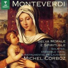 Michel Corboz (Мишель Корбоз): Selva Morale E Spirituale