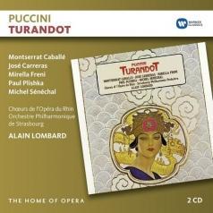 Alain Lombard (Ален Ломбард): Turandot