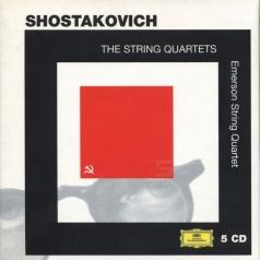Emerson String Quartet (Эмирсон Стринг Квартет): Shostakovich: The String Quartets