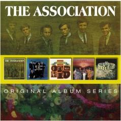 The Association: Original Album Series (And Then…Along Comes The Association / Renaissance / Insight Out / Birthday / The Association)