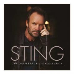 Sting (Стинг): The Complete Studio Collection
