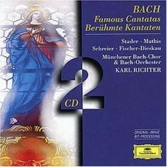 Karl Richter (Карл Рихтер): Bach: Famous Cantatas