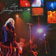 Johnny Winter (Джонни Винтер): Live
