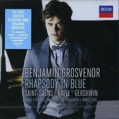 Benjamin Grosvenor (Бенджамин Гросвенор): Rhapsody In Blue