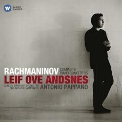 Leif Ove Andsnes (Лейф Ове Андснес): Piano Concertos Nos 1-4