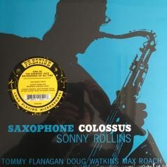 Sonny Rollins (Сонни Роллинз): Saxophone Colossus
