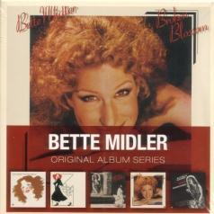 Bette Midler (Бетт Мидлер): Original Album Series