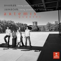 Artemis Quartet (Артемис Квартет): String Quartet No. 13/String Quartet No 2 'Intimate Letters'
