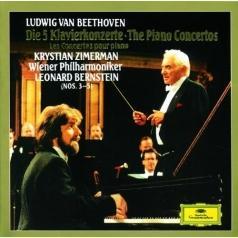 Krystian Zimerman (Кристиан Цимерман): Beethoven: Piano Concertos