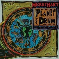 Mickey Hart (Мики Харт): Planet Drum