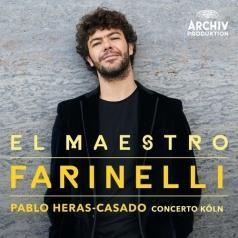 Pablo Heras-Casado (Пабло Эрас-Касадо): El Maestro Farinelli