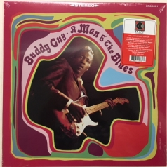 Guy Buddy: A Man And The Blues
