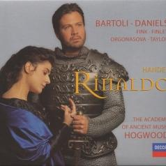 Christopher Hogwood (Кристофер Хогвуд): Handel: Rinaldo - Complete Opera