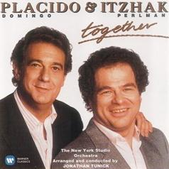 Itzhak Perlman (Ицхак Перлман): Together - With Placido Domingo