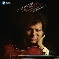 Itzhak Perlman (Ицхак Перлман): Divertimento, Suite Italienne, Duo Concertant - Itzhak Perlman, Bruno Canino