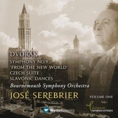 Jose Serebrier (Хосе Серебрьер): Symphony No.9 'From The New World', Czech Suite & 2 Slavonic Dances