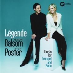 Alison Balsom (Элисон Болсом): Legende: Works For Trumpet And Piano