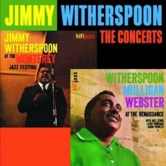 Jimmy Witherspoon (Джимми Уизерспун): The Concerts