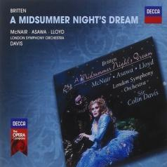 Sir Colin Davis (Колин Дэвис): Britten: A Midsummer Night's Dream