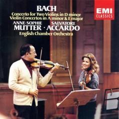 English Chamber Orchestra (Английский камерный оркестр): Violinkonz. Bwv1041,1042,1043