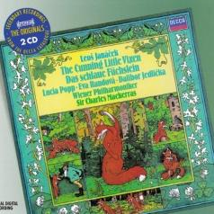 Sir Charles Mackerras (Чарльз Маккеррас): Janacek: The Cunning Little Vixen