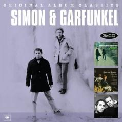 Simon & Garfunkel: Original Album Classics (Sounds Of Silence / Parsley, Sage, Rosemary And Thyme / Bookends)