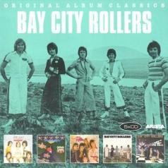 Bay City Rollers (Бэй Сити Роллерс): Original Album Classics