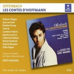 Kent Nagano (Кент Нагано): Les Contes D'Hoffma