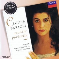 Cecilia Bartoli (Чечилия Бартоли): Mozart: Portraits