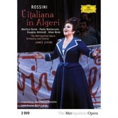 James Levine (Джеймс Ливайн): Rossini: L'Italiana in Algeri