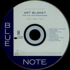 Art Blakey (Арт Блейки): At The Cafe Bohemia Vol.2