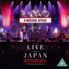 Il Divo (Ил Диво): Live In Japan