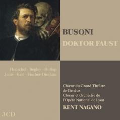 Dietrich Henschel (Дитрих Хеншель): Doktor Faust
