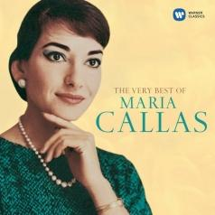 Maria Callas (Мария Каллас): The Very Best Of Singers