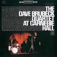 Dave Brubeck (Дэйв Брубек): At Carnegie Hall